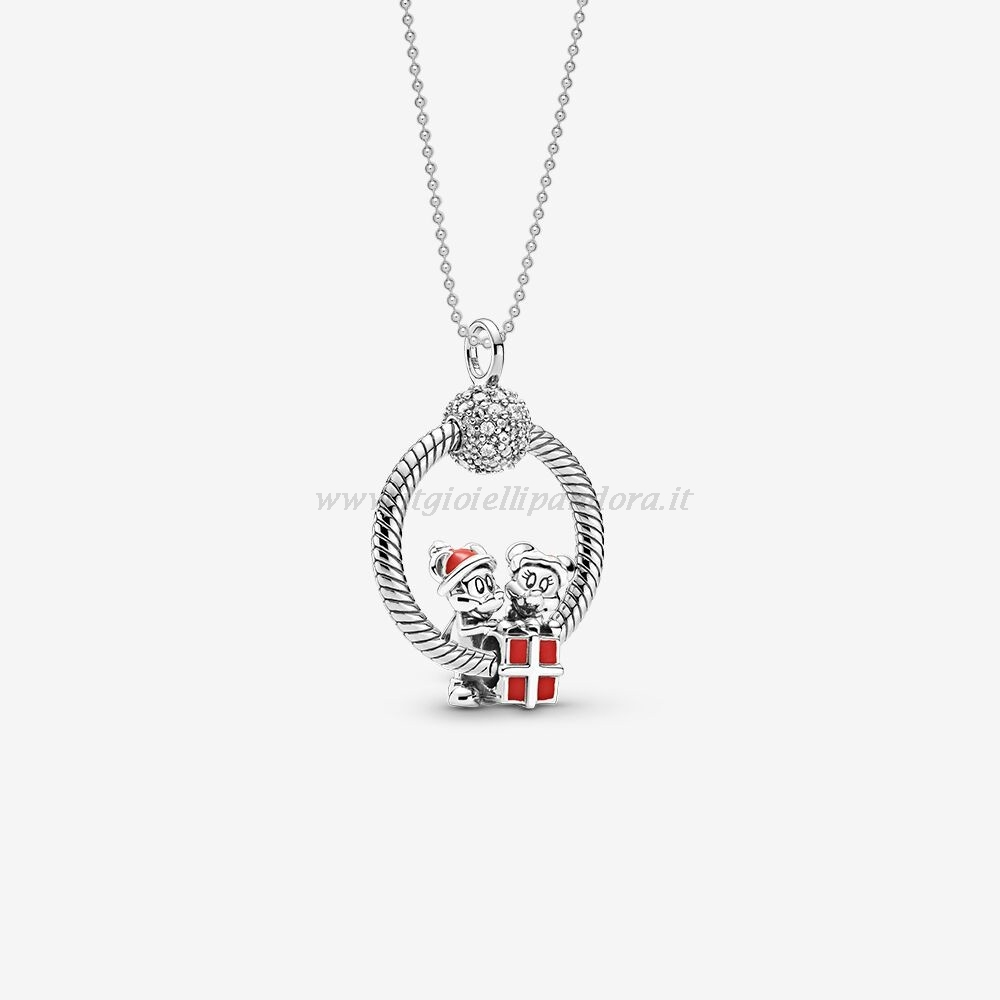 Shop Pandora Disney Mickey E Minnie Durante Impostata Collezione