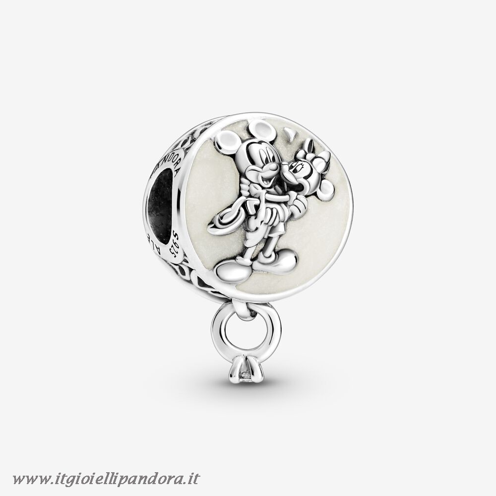 Shop Pandora Disney Mickey Mouse & Minnie Mouse Amore Eterno Fascino Collezione