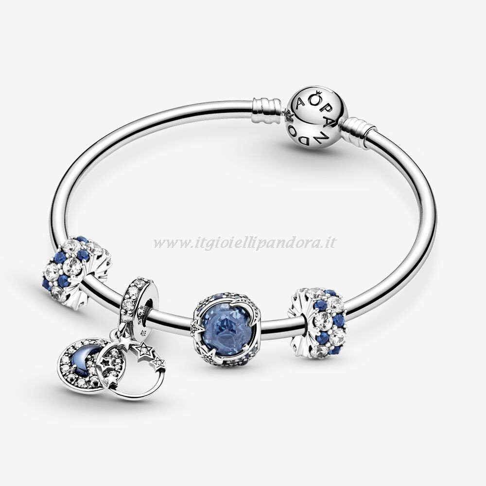 Shop Pandora Starry Night Bracciali E Incantesimi Impostata Collezione