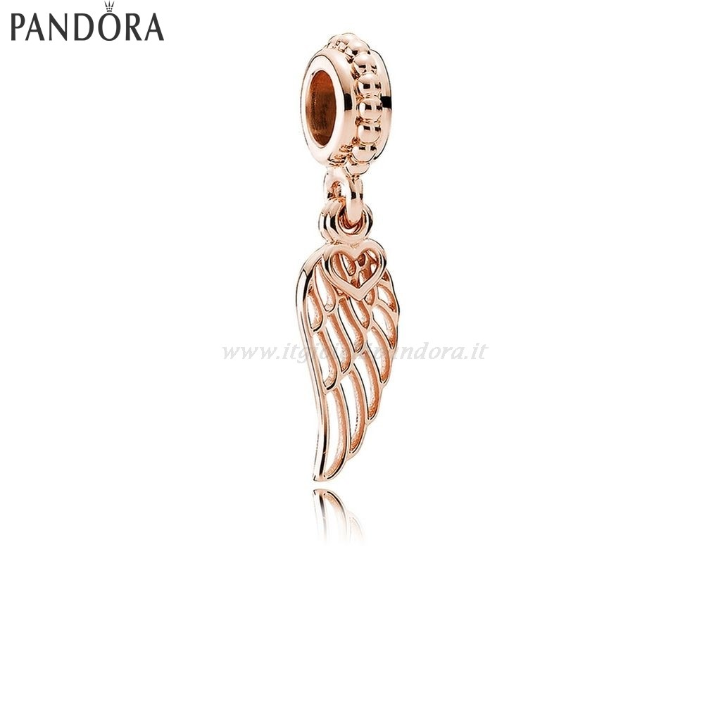 Shop Pandora Amore Guidance Dangle Charm Rose Collezione