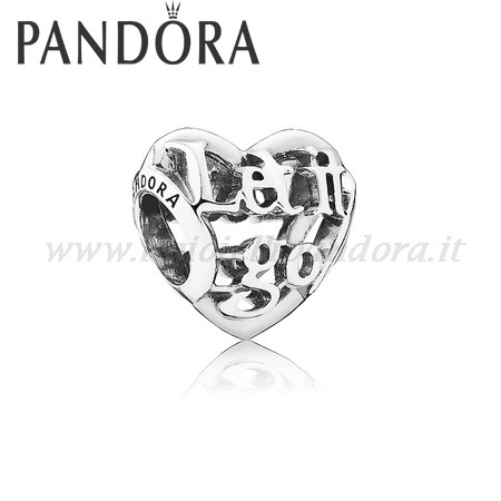 Shop Pandora Disney Charms Let It Go Collezione