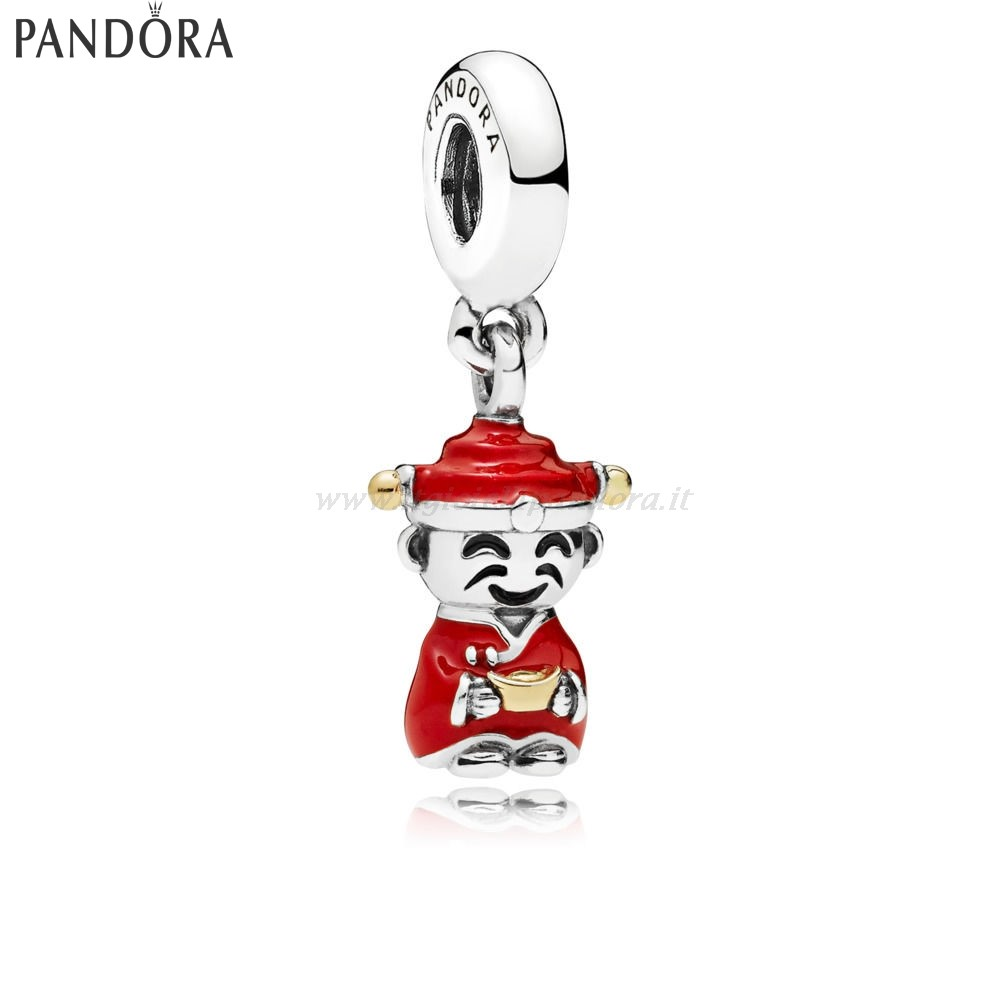 Shop Pandora Fortune And Luck Hanging Charm Collezione